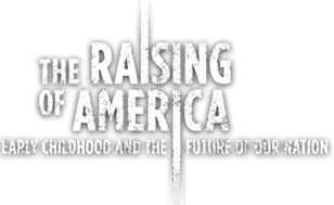 The Raising of America Logo